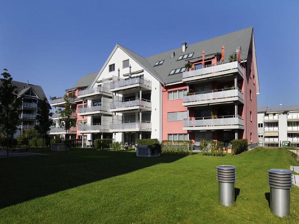 Mehrfamilienhäuser in Dielsdorf