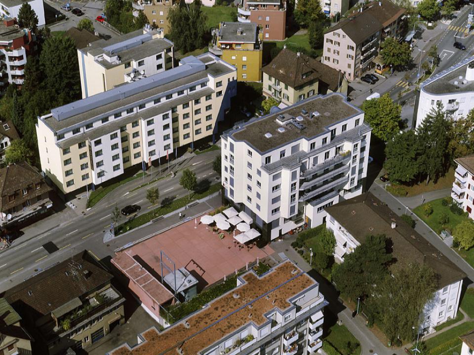 Geschäftshaus in Glattbrugg