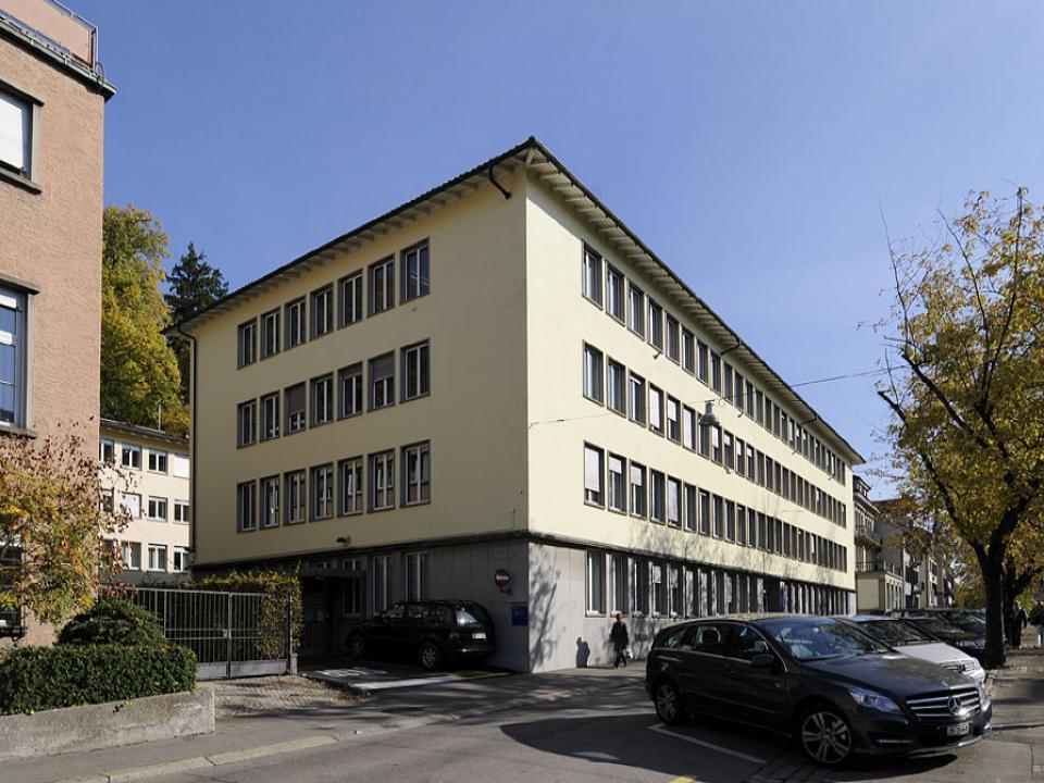 Geschäftshaus in Zürich