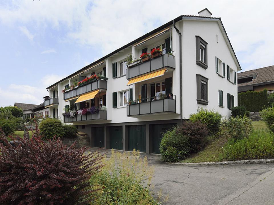 Mehrfamilienhaus in Wallisellen
