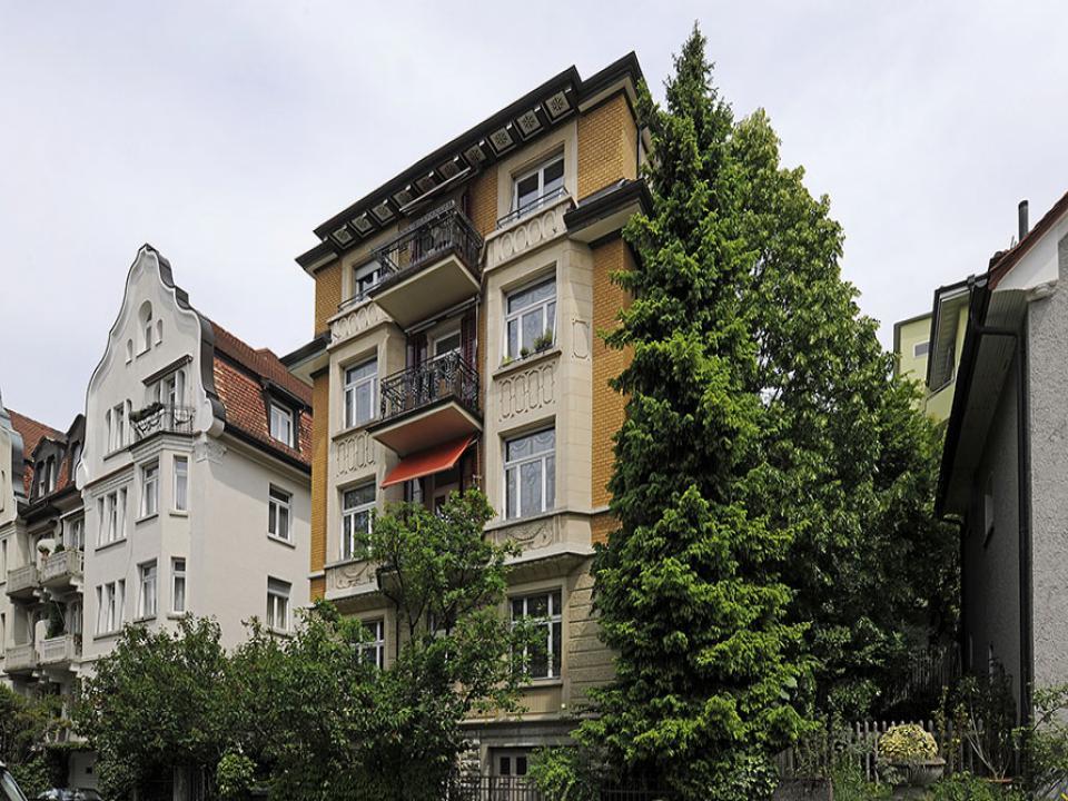 Mehrfamilienhaus in Zürich