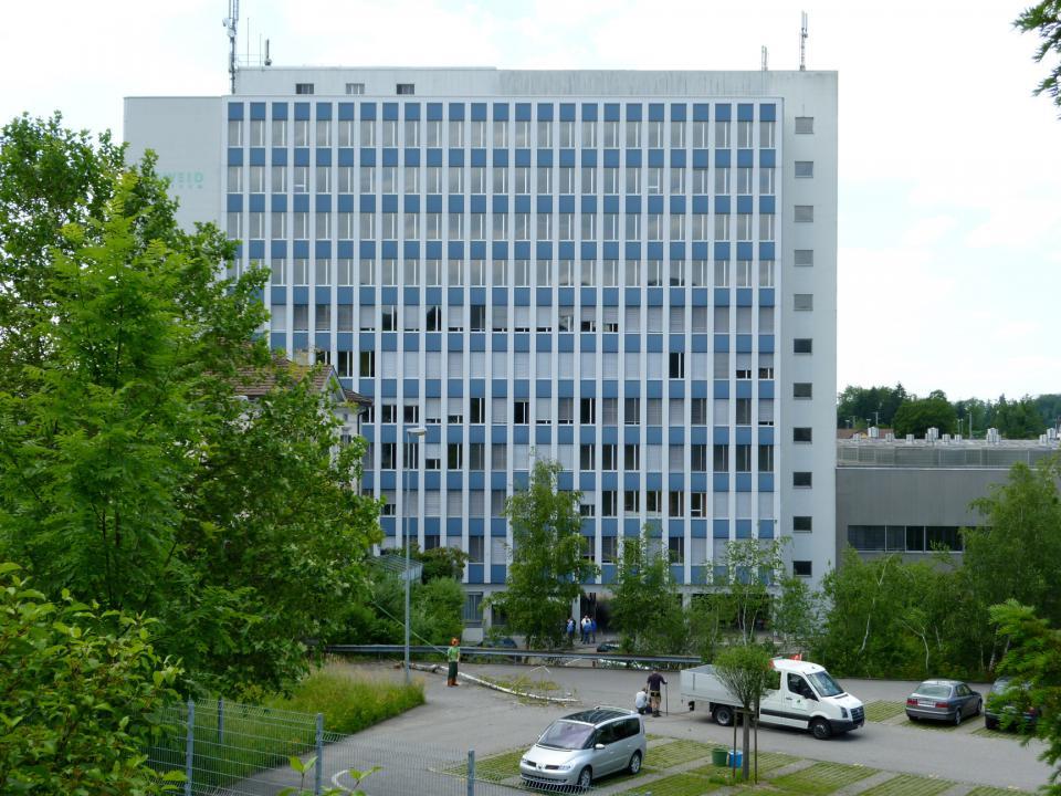 Joweid Technologie Zentrum Rüti